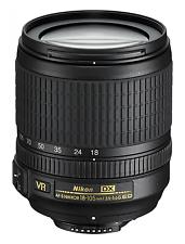 Nikon AF-S DX NIKKOR 18–105 / 3.5–5.6 G ED VR - Reisezoom Objektiv