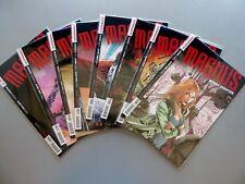 DYNAMITE Comics MAGNUS ROBOT FIGHTER (2014) #3 4 6 7 8 9 10 11 LOT Ships FREE!