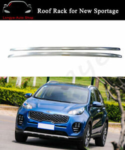 Fits for KIA New Sportage 2016-2021 Roof Rack Rail Luggage Carrier Crossbars