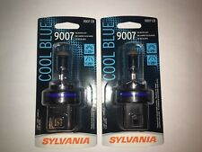 Pair Of: Sylvania 9007 CB Lamps - 25% Brighter.