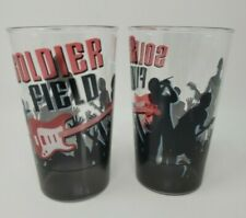 2 of The Rolling Stones No Filter Tour Soldier Field Souvenir Cup Chicago 2019