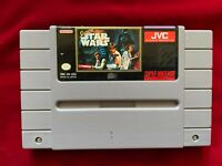Super Star Wars SUPER NINTENDO SNES Game Cartridge Only Authentic