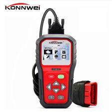 KONNWEI KW818 Car ODB2 EOBD Diagnostic Scanner Battery Tester Engine Code Reader