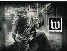 BLACK LABEL SOCIETY~Zakk Wylde~Signed~Photo~8x10~RP