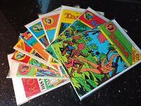 !!!COMICS!!! diverse Sammelbände <>BSV/Williams <>10 Bände <>unterschied Zustand