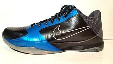 *RARE* NIKE ZOOM KOBE V 5 DARK KNIGHT 11 386429-001 BATMAN CHAOS JOKER PE SAMPLE