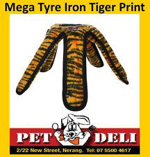 Tuffy Mega Tyre Iron Tiger Print - Free Fastway Courier