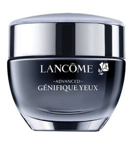 Lancome Advanced Genifique Yeux Youth Activating Eye Cream .5 oz Full Size New