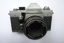 PRAKTICA LTL 35mm film camera + lenses and cases