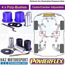 BRACCIO ANTERIORE Powerflex Posteriore Bush Kit Per VW T5 TRANSPORTER PFF85-1301G/1302G