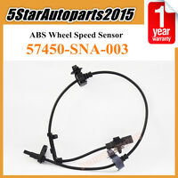 57450-SNA-003 ABS Wheel Speed Sensor Front Right for Honda Civic 1.8L 2006-2011