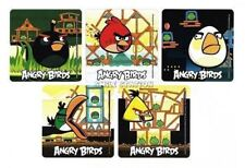 15 Angry Bird Stickers Kid Reward Party Goody Loot Bag Filler Favor Supply