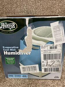 Hunter Carefree Humidifier + 33200 2.0 Gallon Cool Mist Brand New