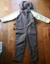 Vintage JC Penny Snowmobile Ski Apparel Winter Snow Suit Size Large Rare