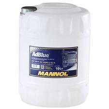 ADBLUE® 10 Liter Harnstofflösung SCR Abgasreinigung Diesel TDI MANNOL AD Blue
