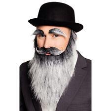 Best Kostüm Party Halloween Fake Schnurrbart Funny Fake Bart Whisker ec