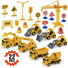 Construction Trucks Toy Set Toys for Kids Boys and Girls Age 3 Year Old & Up