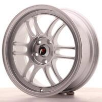 Japan Racing JR7 Alloy Wheel 17x7.5 - 5x114.3 - ET42 - Silver