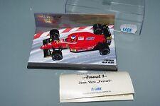 Minichamps F1 1/43 FERRARI 1992 Jean capitate-immortalità edizione