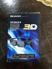 SHARP 3D GLASSES AN-3DG20-B