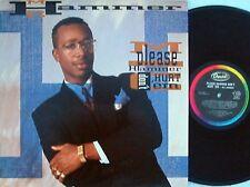 MC Hammer ORIG OZ LP Please hammer don't hurt em VG+ '90 Capitol Rap R&B