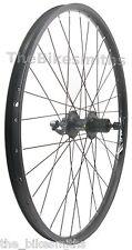 "26"" Rear Alex DSK23 (XLC)/ Shimano M475 QR Disc Black Doublewall MTB Bike Wheel"