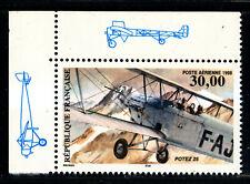 FRANCE Poste aérienne  COIN de FEUILLE, PA 62a neuf xx LUXE.