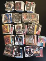 HUGE NBA Basketball RC Rookie Card Lot 2018, 2019, 2020 Investment!! 150 Cards