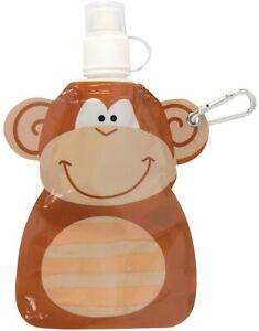 Stephen Joseph Little Squirt - Monkey - 10 oz - New/Sealed