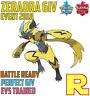 6IV BATTLE READY ZERAORA ⚔️ (+ITEM!) 🛡 for Pokemon SWORD & SHIELD ⚔️ Legit
