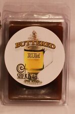 Buttered Rum Triple Scented Wax Melts Tarts Clamshells Hand Made