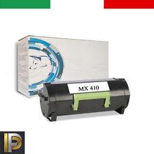 Toner Compatibile 60F2000 Lexmark MX 310 MX 310DN 410DE 510DE 511 10.000 COPIE