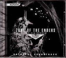 CD - Zone of the Enders: The 2nd Runner (Original Soundtrack) (Konami)