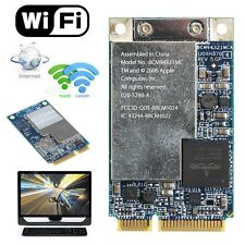Mini 2.4G+5G 270M Wifi Wireless PCI-E Card For Apple Macbook BCM94321MC 661-3874