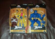 Marvel Legends Beast & Jubilee