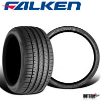 2 X New Falken Azenis FK510 285/35R20 104Y Ultra High Performance Summer Tires