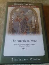 Great Courses: The American Mind