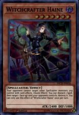 Yu-Gi-Oh! The Infinity Chasers English 1st Edition Witchcrafter Haine INCH-EN018