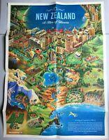 NZ88) New Zealand 2010 NZ Post Poster - A Slice of Heaven