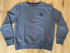 Hackett Sweatshirt Crew Neck Jumper Army Polo XL fits more like M