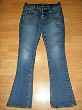 LUCKY BRAND CHARLIE BABY BOOT STRETCH DENIM SKINNY BOOT CUT JEANS SIZE 0/25