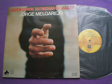 JORGE MELGAREJO UNDERRATED SPAIN FOLK PROG LP NEVADA 1978 MALASAÑA GROUP