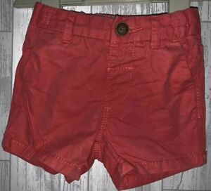 Boys Age 6-9 Months - Next Shorts In Excellent Condition