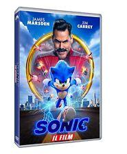 Dvd Sonic: Il Film - (2020) ...........NUOVO