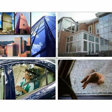 2/4 MIL Safety Security Window Film Anti-shatter Glass Protection Film CAR Home