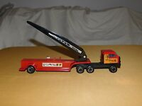 "VINTAGE OLD TOY  1981  11""  LONG  METAL  TONKA ENGINE CO 23 FIRE TRUCK"