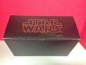 Fossil Star Wars Storm Trooper Stainless Steel Watch 1995  0970/3000
