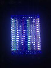 Full spectrum 100W LED retrofit upgrade Nano Cube 28 gallon reef aquarium light