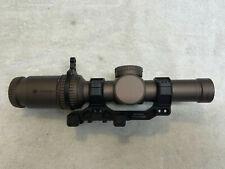 Vortex Razor Gen Ii Hd 1-6X Scope in Badger C.O.M.M. Mount