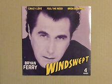 "Bryan Ferry - Windswept (7"" Vinyl EP; 4 Tracks)"